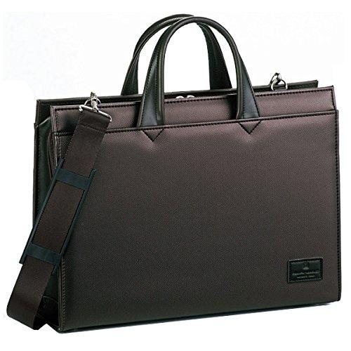 フィリップラングレー ビジネスバッグ メンズ 22277 チョコ 国内正規 [並行輸入品]