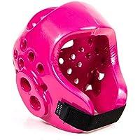Tiger Claw Pro Spar Headgearヘッドガード – ピンク