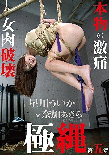 極縄 第5章 星川ういか×奈加あきら [DVD]