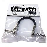 Live Line ギター ベース用 パッチ ケーブル L-15C L/L 15cm