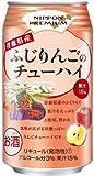 合同酒精 NIPPON PREMIUM 青森県産ふじりんごのチューハイ 缶 350ml×24本