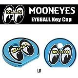 ムーンアイズ MOONEYES アイボール キーキャップ EYEBALL Key Cap (ブルー)