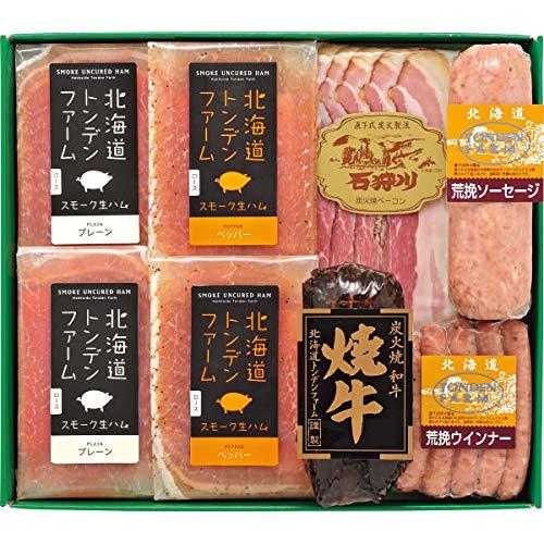 北海道トンデンファーム バラエティセット お中元お歳暮ギフト贈答品プレゼントにも人気