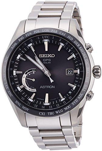 [アストロン]ASTRON 腕時計 ASTRON 単機能ワールドタイム SBXB085 メンズ