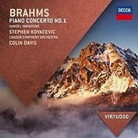 Virtuoso: Piano Concerto No.1 Handel Variat