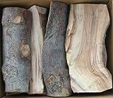 青森県産 りんごの木の薪 乾燥済 B級品 割 ダンボール箱入