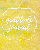 Gratitude Journal: Daily Affirmations, Positive Thinking, Inspiration and Personal Reflections Planner