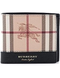 (バーバリー) BURBERRY 二つ折り財布 小銭入れ付き [並行輸入品]