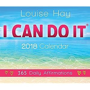 I Can Do It 2018 Calendar: 365 Daily Affirmations (Calendars 2018)