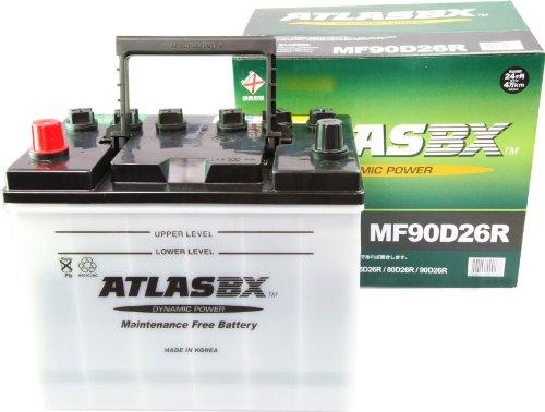 ATLASBX [ アトラス ] 国産車バッテリー [ Dynamic Power ] AT (MF) 90D26R