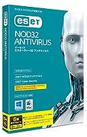 ESET NOD32 アンチウイルス   新規   5台5年   Win/Mac対応