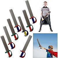[ダズリングトイズ]dazzling toys Pack of 12, 17 Inch Foam Prince Sword, Halloween Costume Accessory D162 [並行輸入品]