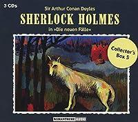 Sherlock Holmes - Die Neuen Faelle: Collector's Box 5