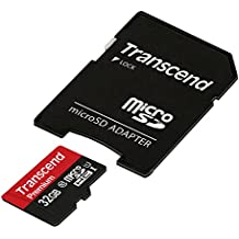 【Amazon.co.jp限定】Transcend microSDHCカード 32GB Class10 UHS-I対応 Nintendo Switch / 3DS 動作確認済 TS32GUSDU1PE (FFP)