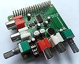 サウンドカードfor Raspberry Piのwith Inbuiltマイク