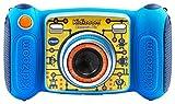 【簡易パッケージ版】VTech Kidizoom Camera Pix 子供用 デジタルカメラ (MicroSD対応) カメラ ブルー [並行輸入品]