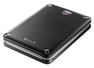 I-O DATA HDD ポータブルハードディスク 1TB USB3.0/暗号化/耐衝撃対応 日本製 HDPD-SUT1.0K