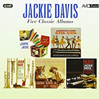 DAVIS - FIVE CLASSIC ALBUMS
