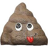 [GlitterNglamour]GlitterNglamour glitterNglamour's Halloween Doo Doo Mask Shit Head Emoji Mask prop gng-HWNMSK-1001 [並行輸入品]