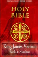 Holy Bible: King James Version, Book 4 Numbers