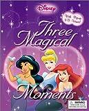Disney Princess: Three Magical Moments (A 3-D Adventure)