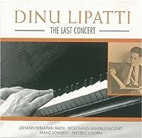 Last Concert by Dinu Lipatti