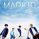 Forever young Feat.LITTLE(From KICK THE CAN CREW)♪MADKIDのCDジャケット