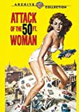 Attack of the 50 Ft. Woman (1958) [DVD]