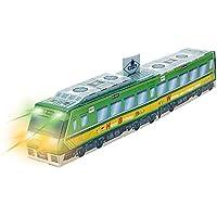 サンリオ 誕生日カード ライト&メロディ 緑の電車 P479