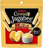 カルビー グランじゃがビー 発酵バター味 38g×12袋