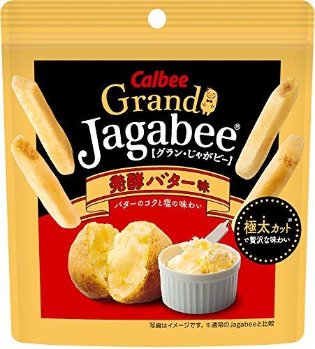 グランじゃがビー 発酵バター味 12袋