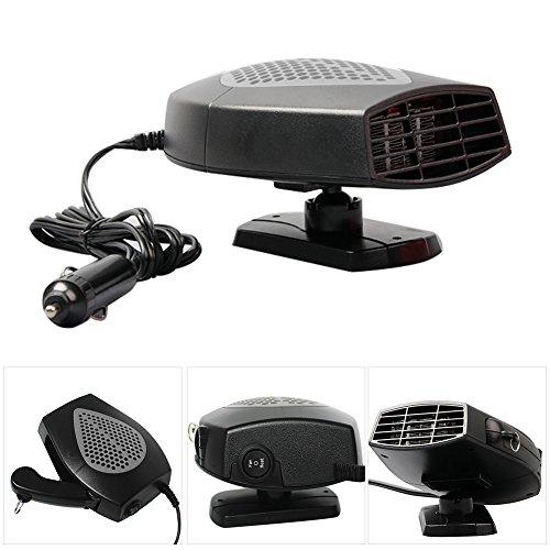 steman--net 車載ヒーターファン 冷風機と暖房機 ...