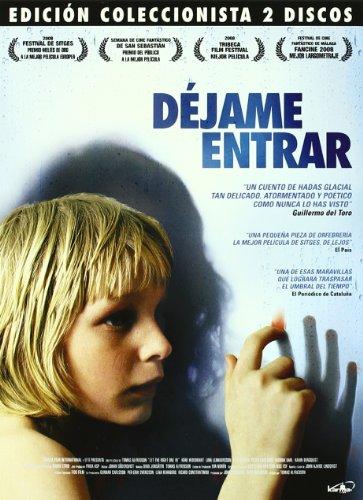Dejame Entrar (Ed.Esp.) (Import Movie) (European Format - Zone 2) (2009) Kare Hedebrant; Lina Leandersson;