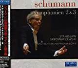 シューマン:交響曲第3番「ライン」&第2番