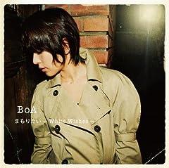 BoA「まもりたい 〜White Wishes〜」のジャケット画像