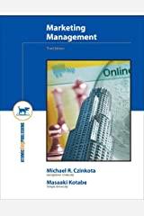 Marketing Management, Third Edition Paperback