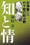知と情 宮澤喜一と竹下登の政治観
