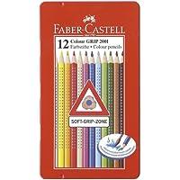 ファーバーカステル グリップ付色鉛筆12色セット TFC-112413