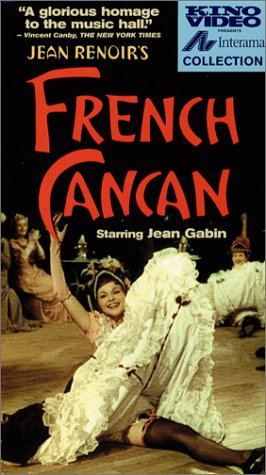 French Cancan [VHS] [Import]