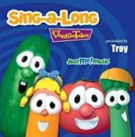 Sing Along with VeggieTales: Troy by VeggieTales