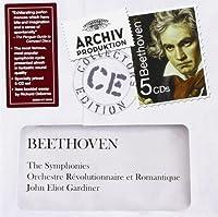 Beethoven: Complete Symphonies (DG Collectors Edition) by Orchestre Revolutionnaire et Romantique (2010-03-30)