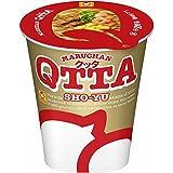 マルちゃん QTTA 醤油ーメン 73g×12個