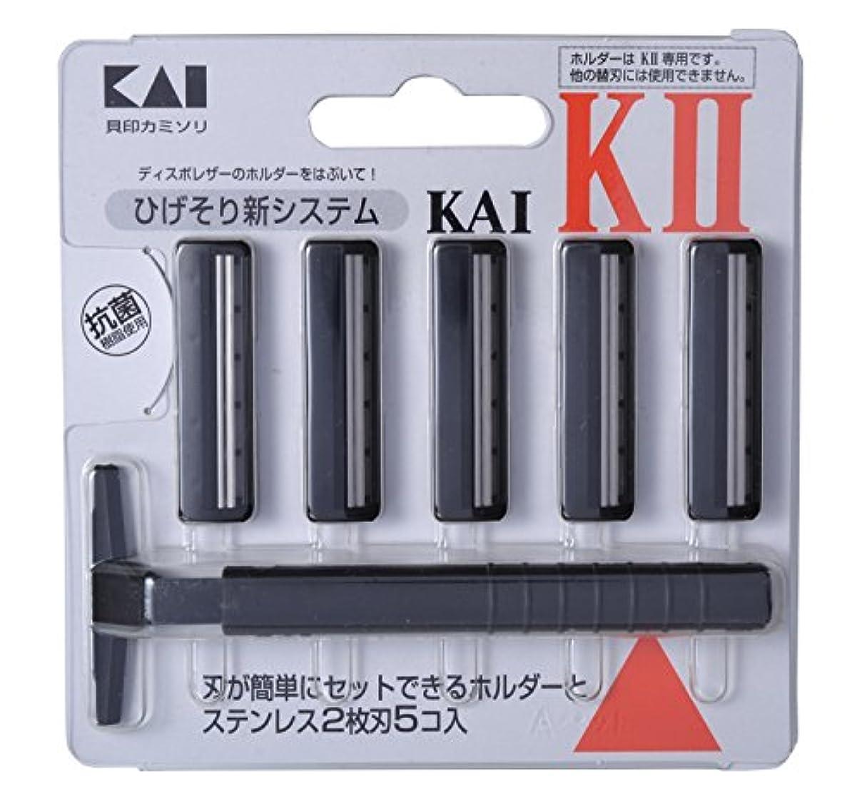 ミニチュア待ってだらしないKAI K-II