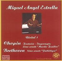 Miiguel Angel Estella - Recital 1