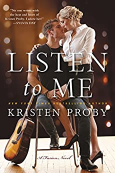 Listen To Me: A Fusion Novel by [Proby, Kristen]