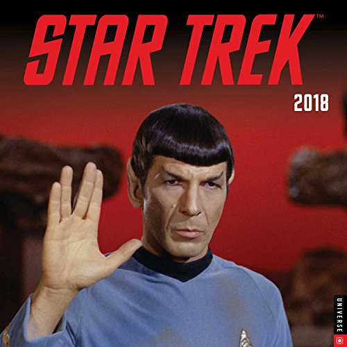 Download Star Trek 2018 Wall Calendar: The Original Series 0789333473