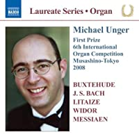 Laureate Series: Organ Recital
