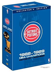 Detroit Pistons: 1988-1989 NBA Champions - Motor City Madness [DVD] [Import]