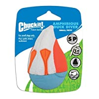Chuckit Small Amphibious Duck Diver (Colors Vary) by Canine Hardware [並行輸入品]