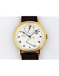 ブレゲ クラシック クロノメトリー 7727BR/12/9WV シルバー文字盤 メンズ 腕時計 新品 [並行輸入品]